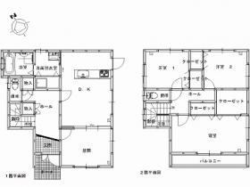 豊岡市出石町袴狭|一戸建て|オール電化住宅で室内きれいリフォーム不要