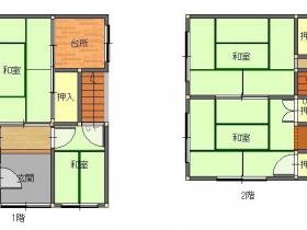 街中で利便性のよい家|豊岡市泉町|一戸建て