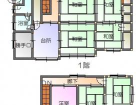2棟セットで売却の家|豊岡市目坂|一戸建て