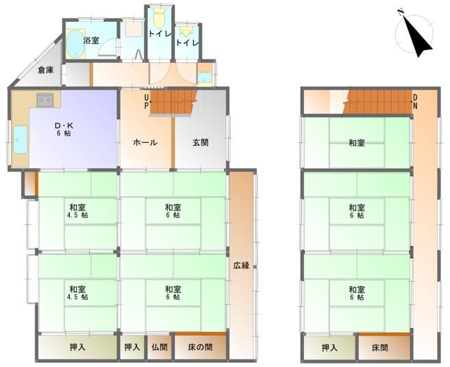 建物2(間取)