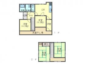 野田30-8貸家