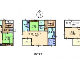 店舗付き住宅です。和食から洋食まで飲食店として即利用できます。【豊岡市高屋】