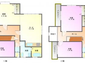 【豊岡市宮島】室内まるごとリフォーム済住宅!